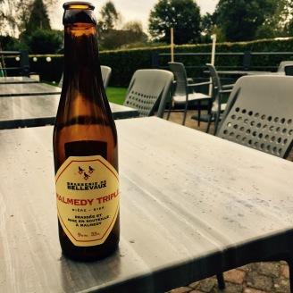 Lokaal gebrouwen, lokaal gedronken.